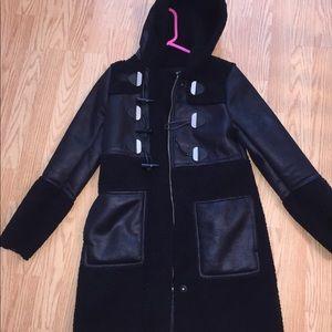 Women's express winter jacket size xxs
